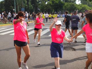 Maratón de mujeres