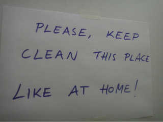 Toilets please ?