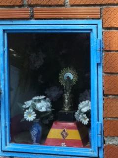 Y que la Virgen del Pilar..