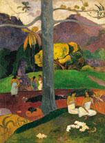 Gauguin en el Thyssen