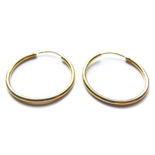 Pendientes aros PAQUE D'OR-Verili
