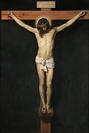 Ante el Cristo de Velázquez