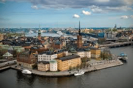 Desde Suecia
